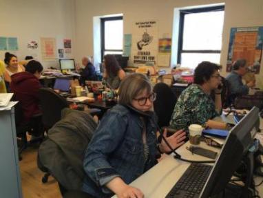 Hotline Volunteer- 'Empowering Tenants to Stand Up_