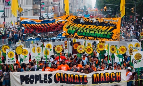 Unions are all in for People_s Climate March, April 29