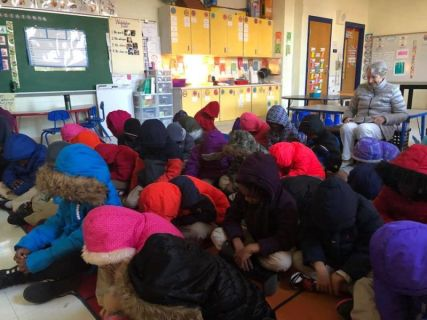 baltimore school without heat